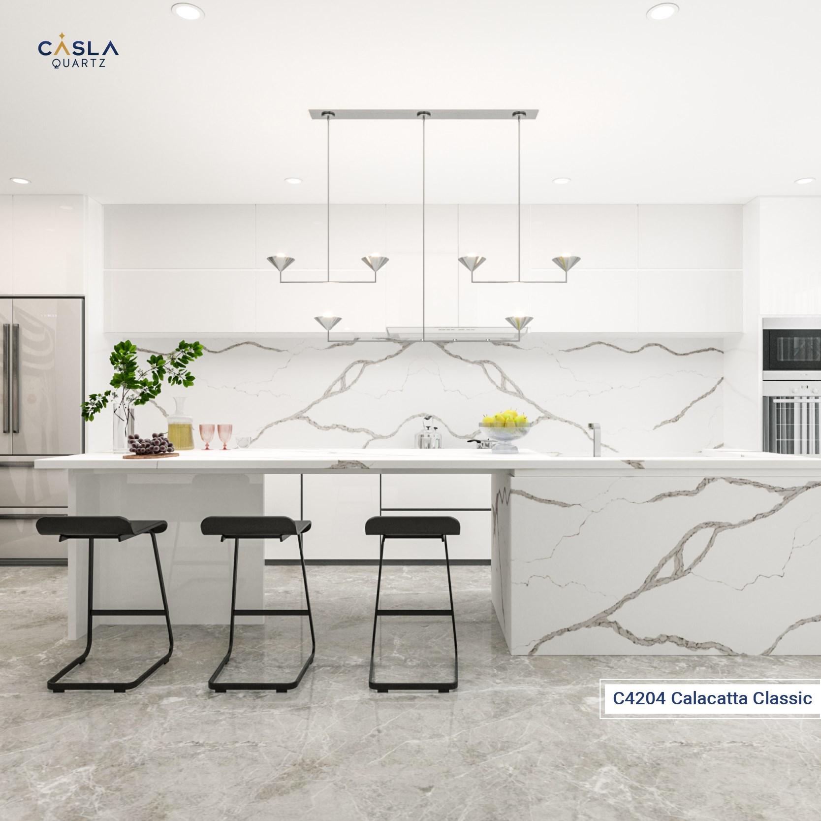 Bước đi chiến lược của Caslaquartz trong thị trường đá thạch anh nhân tạo
