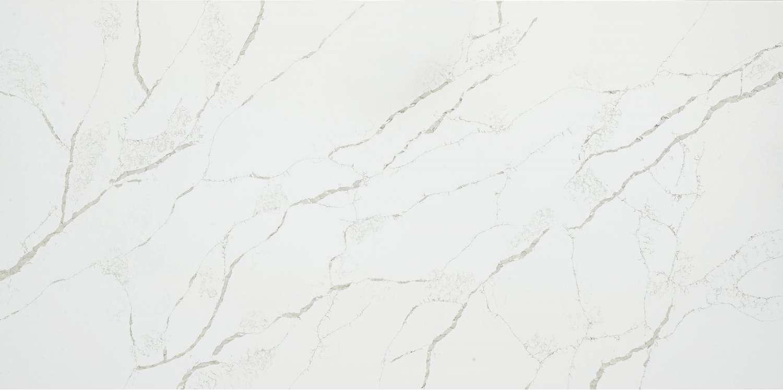 Mẫu đá trắng vân mây C4255 - Calacatta Extra