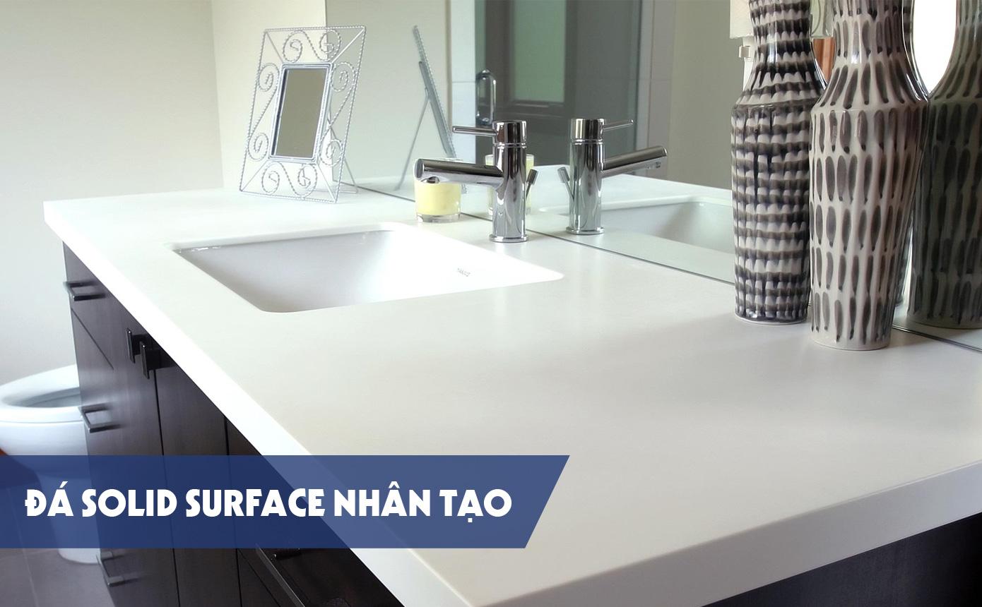 Đá Solid Surface nhân tạo